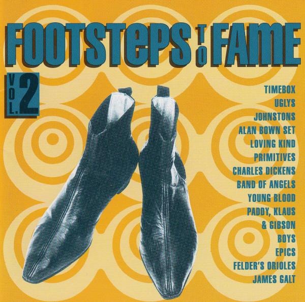Footsteps To Fame Vol.2