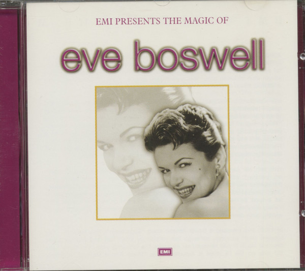 The Magic Of Eve Boswell (CD)
