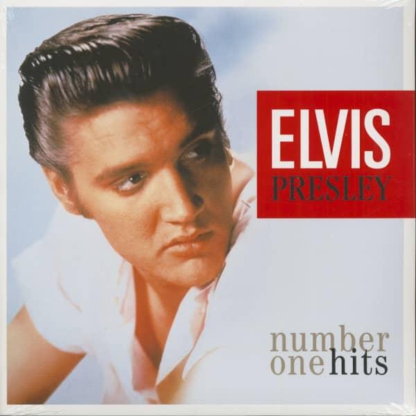 Number One Hits (LP, 180g Vinyl)