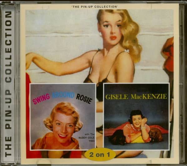 Swing Around Rosie - Gisele MacKenzie (CD)