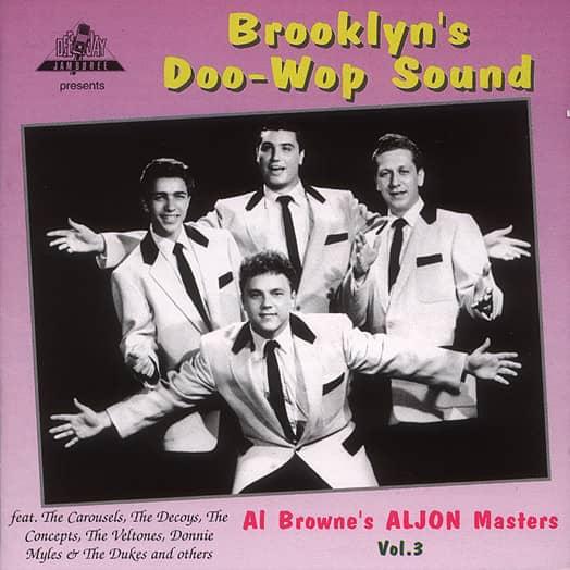 Vol.03, Brooklyn's Doo Wop Sound