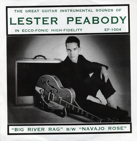 Big River Rag - Navajo Rose (7inch, 45rpm, PS)