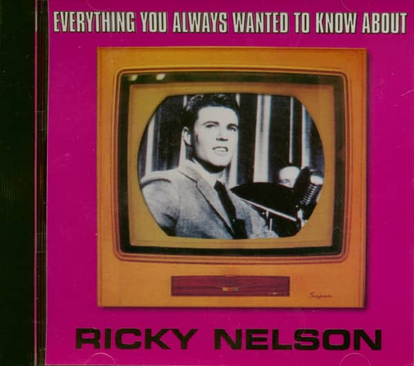 Everything You Always Wanted To Know About Ricky Nelson (CD)