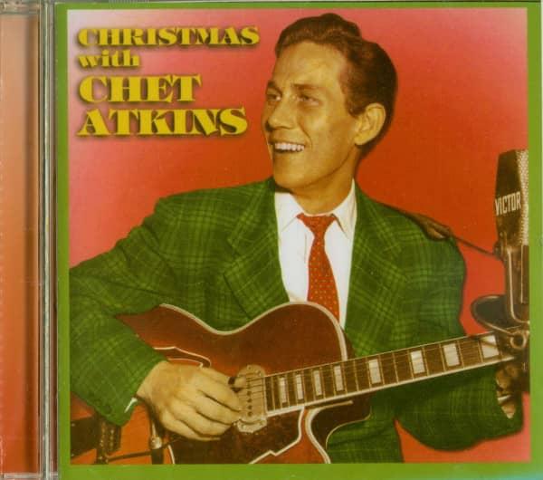 Christmas With Chet Atkins (CD)