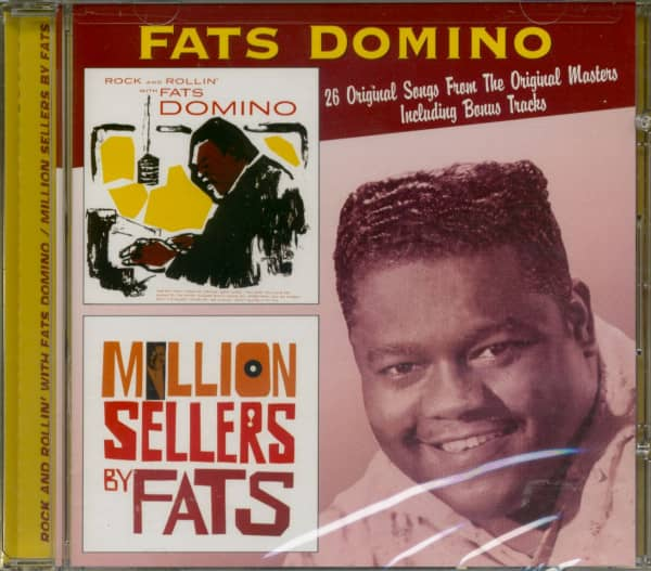 Rockin´ Rollin´ With Fats - Million Sellers (CD)
