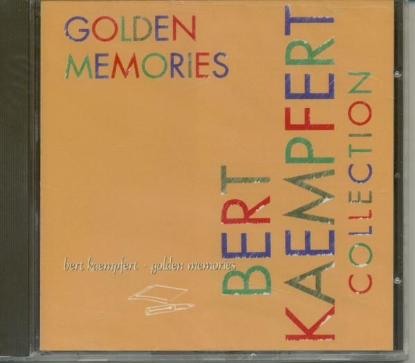 Golden Memories (CD)