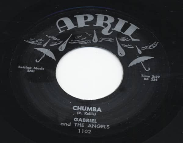 Chumba b-w Goofin' 7inch, 45rpm