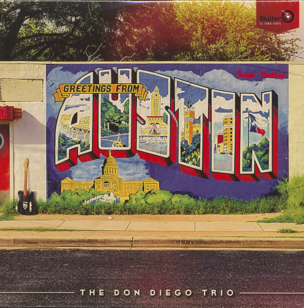 Greetings From Austin (LP)