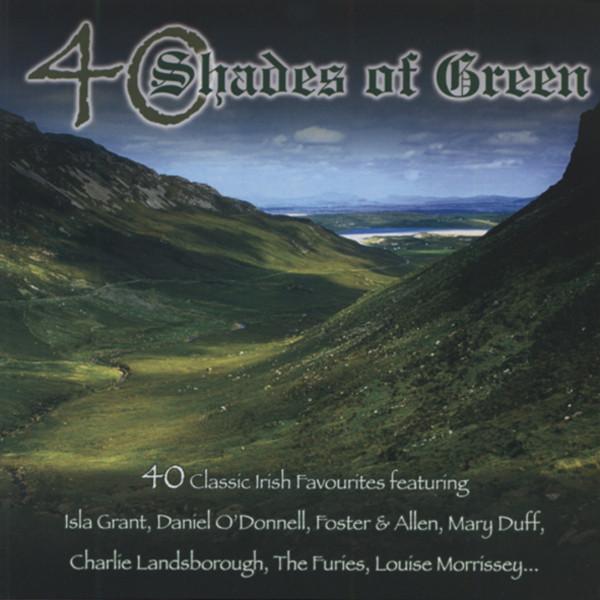40 Shades Of Green (2-CD)