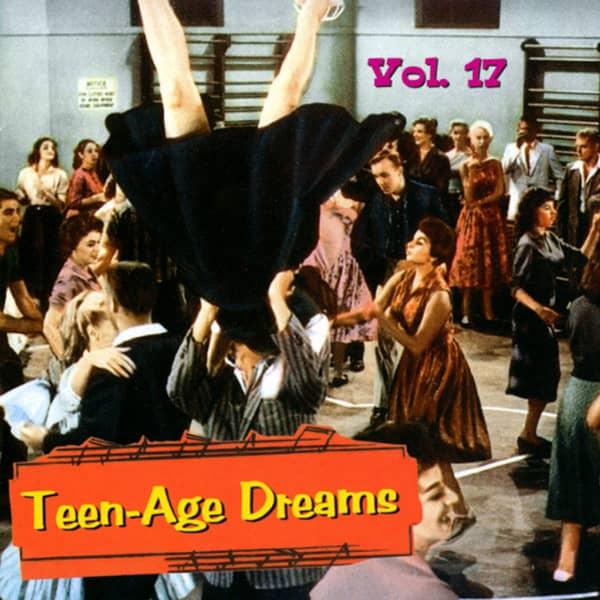 Vol.17, Teen-Age Dreams