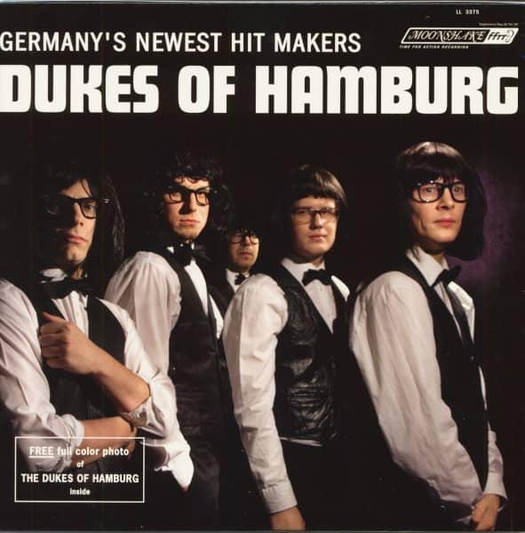 Germany's Newest Hit Makers (LP, Ltd.)