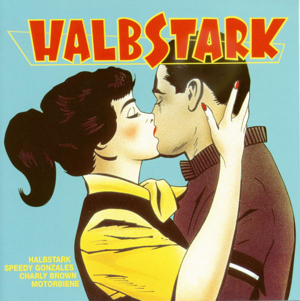 Halbstark (CD)