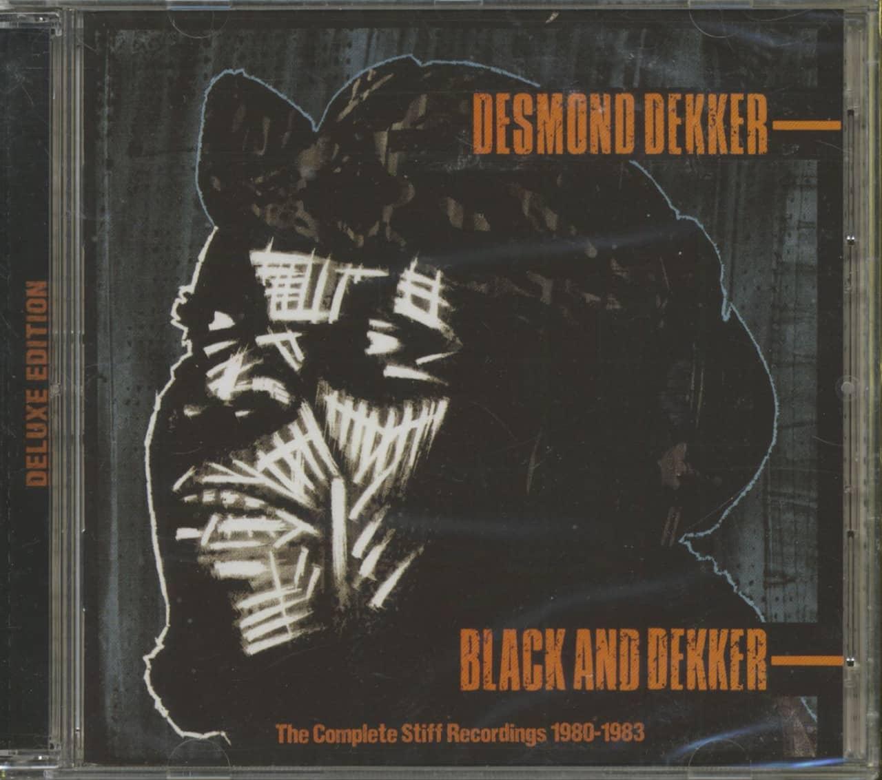 Desmond Dekker - Black And Dekker - The Complete Stiff Recordings (CD)