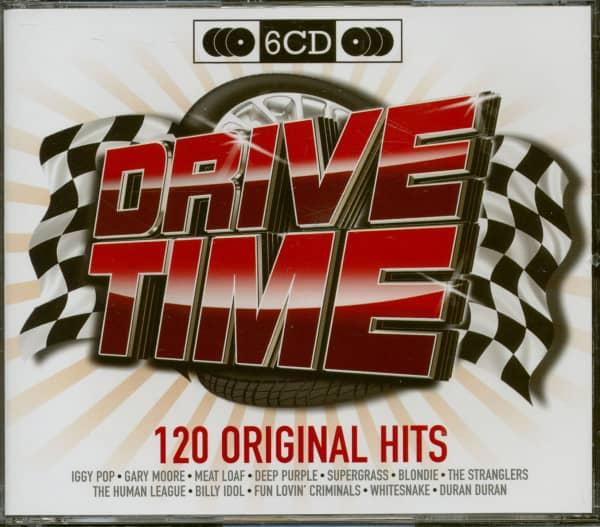 Drivetime - 120 Original Hits (6-CD)