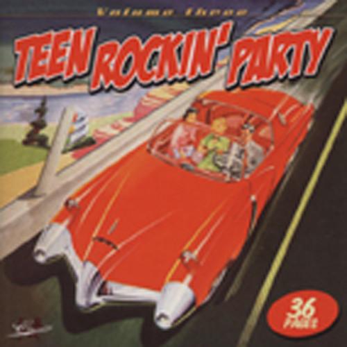 Teen Rockin' Party Vol.3 (CD)
