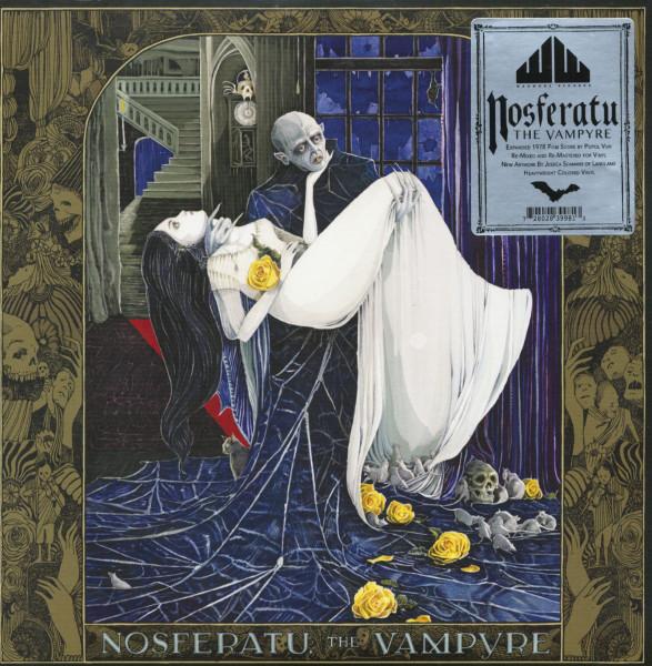 Nosferatu, The Vampyre (Original Score) (2-LP)