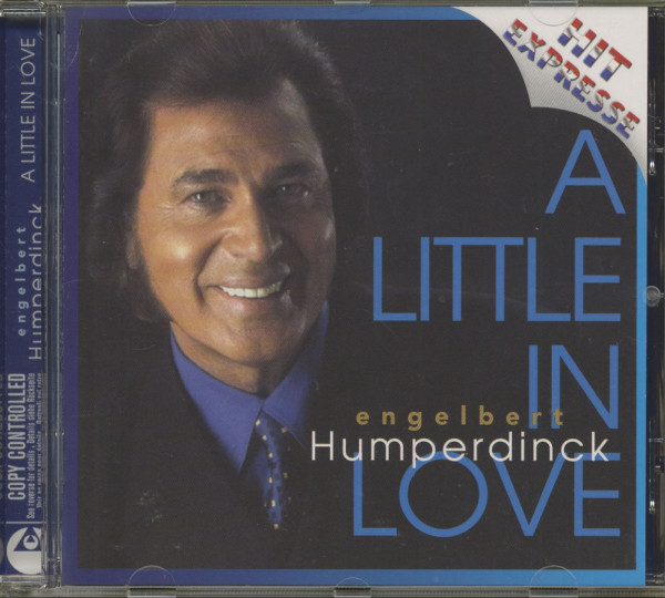 A Little In Love - Hit Expresse (CD)