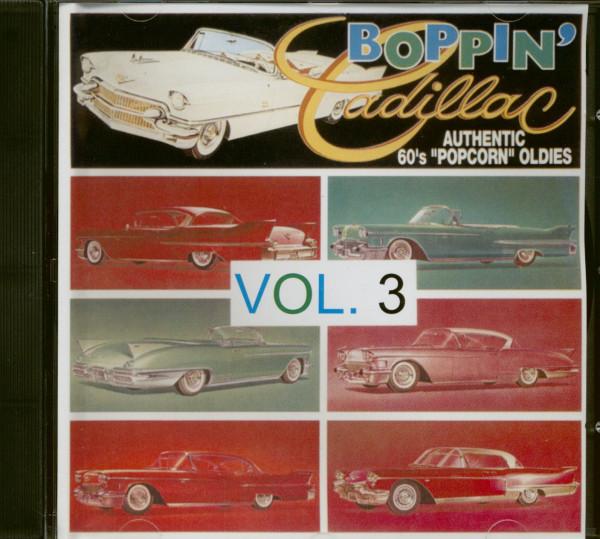 Boppin' Cadillac Vol.3 (CD)
