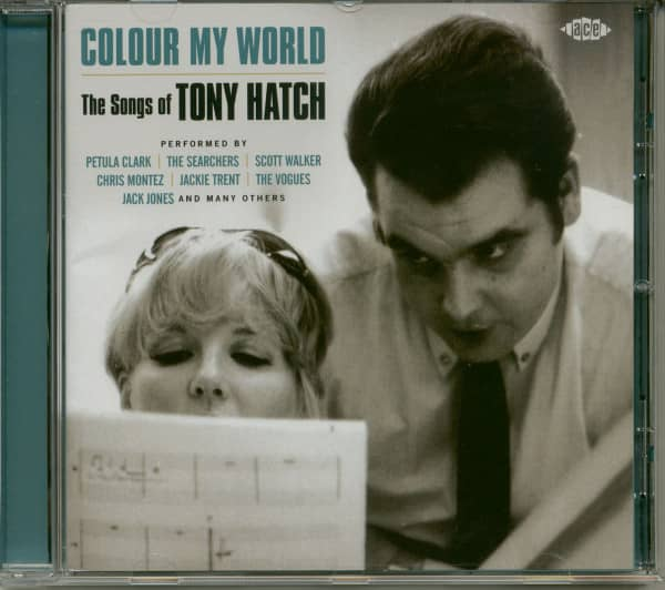 Colour My World: The Songs Of Tony Hatch (CD)