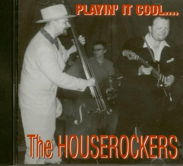 Playin' It Cool (CD)