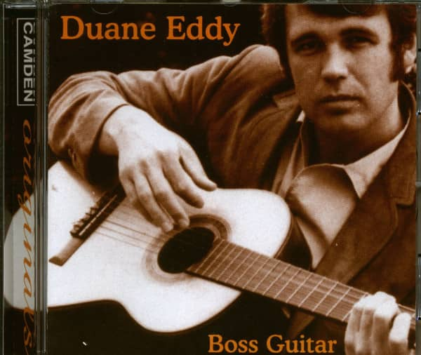 Boss Guitar (CD)