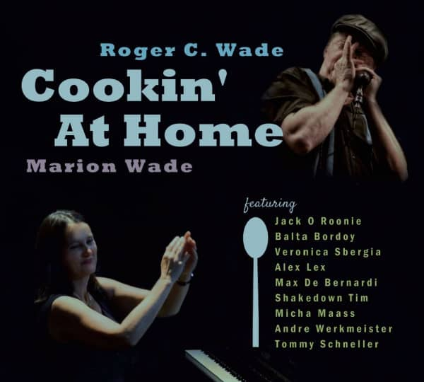 Cookin' At Home (LP+CD)