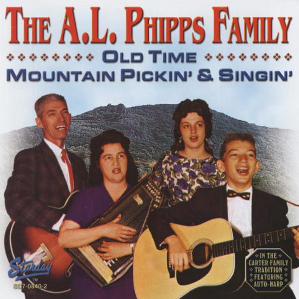 Old Time Mountain Pickin' & Singin'