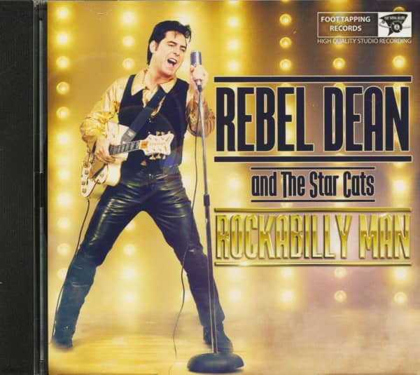 Rockabilly Man (CD)