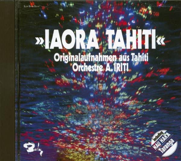 Iaora Tahiti (CD)