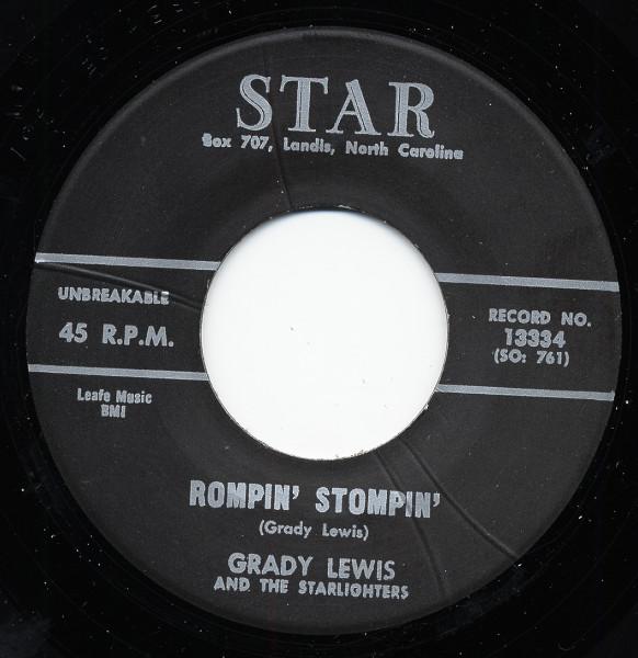 Rompin Stompin - Sad Story (7inch, 45rpm)