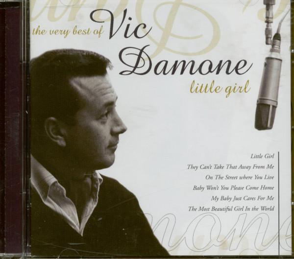 Very Best Of - Little Girl (CD)