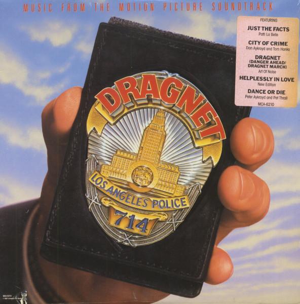 Dragnet - Soundtrack (LP)