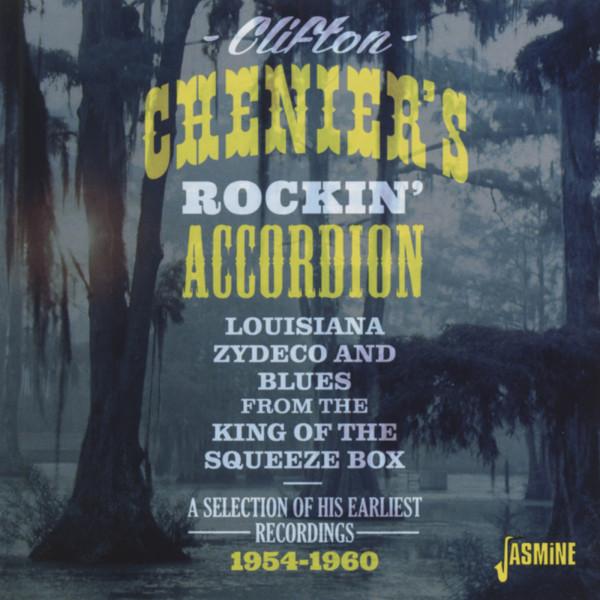 Chenier's Rockin' Accordion