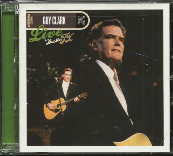 Live From Austin TX (CD & DVD)