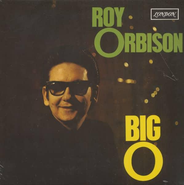 Big O - Stereo (LP, 180g Vinyl)