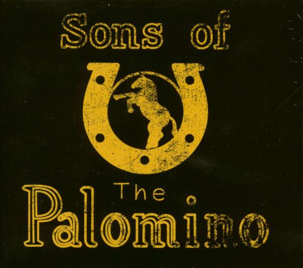 Sons Of The Palamino (CD)