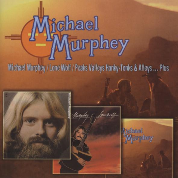 M.M. - Lone Wolf - Peaks Valleys Honky..plus 2-CD