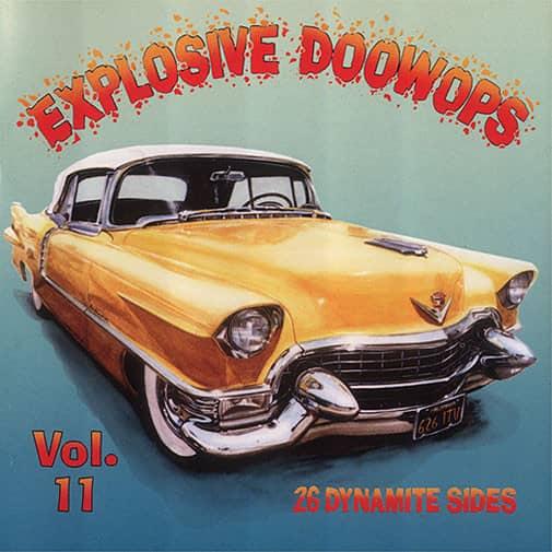 Vol.11, Explosive Doo Wop
