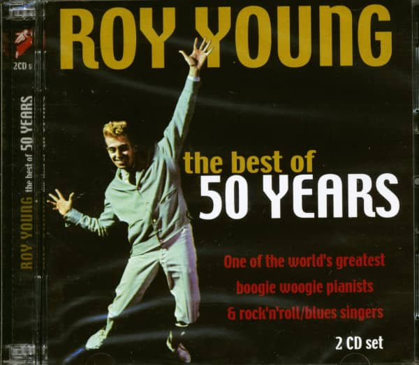 The Best Of 50 Years (2-CD)