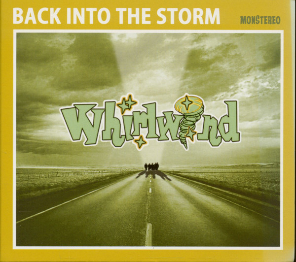 Back Into The Storm (CD)