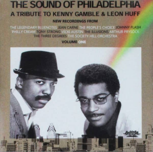 The Sound of Philadelphia: A Tribute to Kenny Gamble and Leon Huff Vol.2(CD)