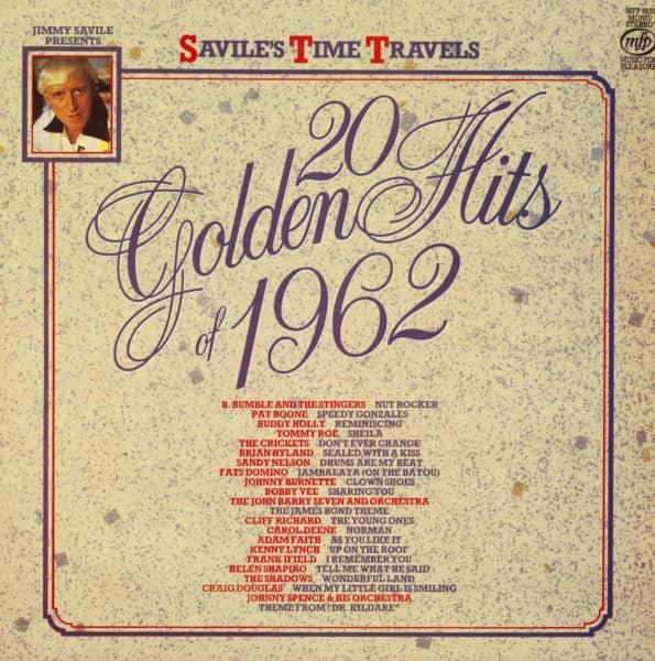 Jimmy Savile Presents - 20 Golden Hits Of 1962 (LP)