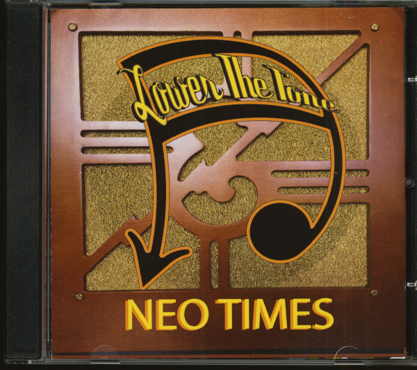 Neo Times (CD)
