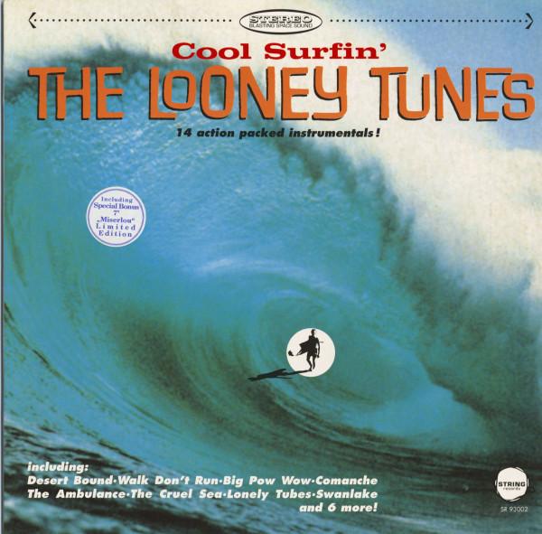 Cool Surfin' (LP plus 45rpm Single)