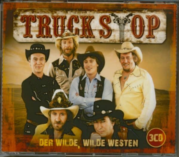 Der wilde, wilde Westen (3-CD)