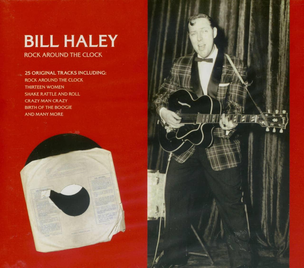 Bill Haley & His Comets - Rock Around the Clock (CD)