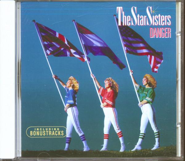 Danger - Including Bonus Tracks! (CD)
