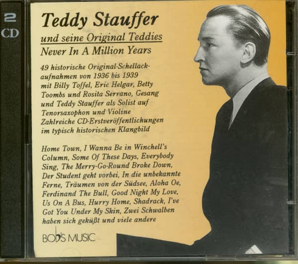 Never In A Million Years 1936-1939 2-CD
