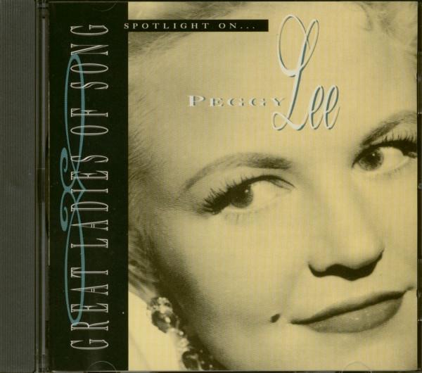 Spotlight On Peggy Lee (CD)