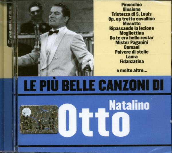 Le Piu Belle Canzoni Di Natalino Otto (CD)